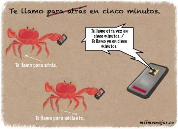 """te llamo para atrás""; common errors; frequent mistakes; Spanish learners; ELE; español lengua extranjera; errores frecuentes"