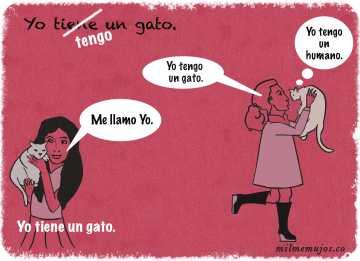 """yo tiene""; common errors; frequent mistakes; Spanish learners; ELE; español lengua extranjera; errores frecuentes"