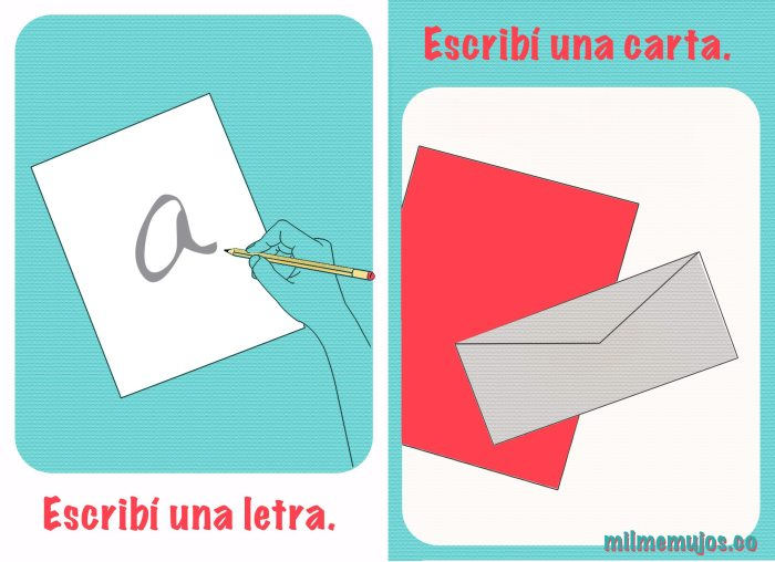 letra / carta; frequent mistakes; Spanish learners; ELE; errores frecuentes